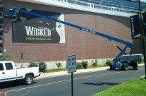 Banner Large Wicked
