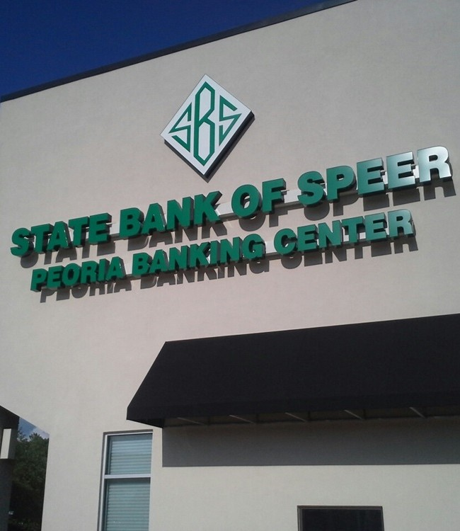 Channel Speer Bank