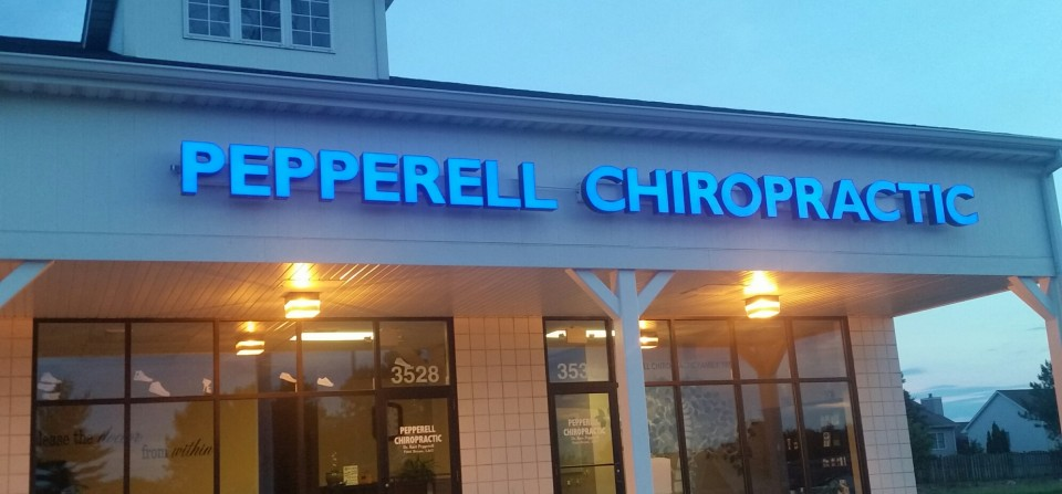 Pepperell Chiropractic LED