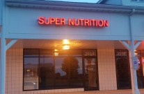 Super Nutrition LED