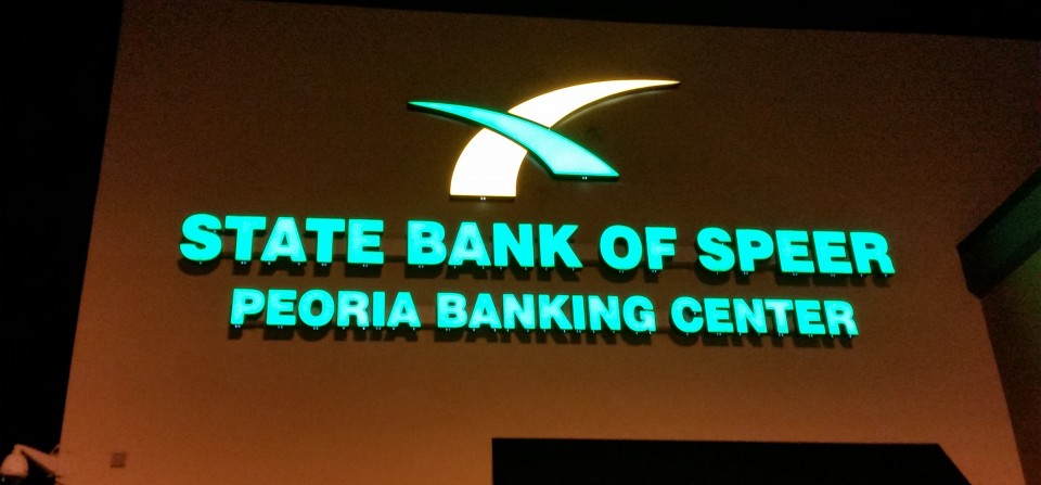 State Bank of Speer LED